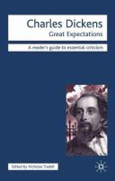 Image of Great Expectations : A Reader's Guide To Essential Criticism
