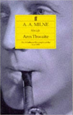 Image of Aa Milne His Life