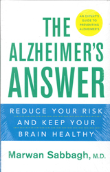 Image of Alzheimers Answer Reduce Your Risk & Keep Your Brain Healthy