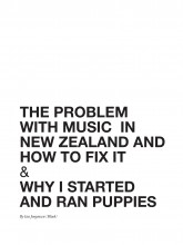 Image of Problem With Music In New Zealand : How To Fix It And Why I Started And Ran Puppies