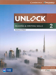 Image of Unlock : Reading And Writing Skills : Level 2 : Student's Book And Online Workbook