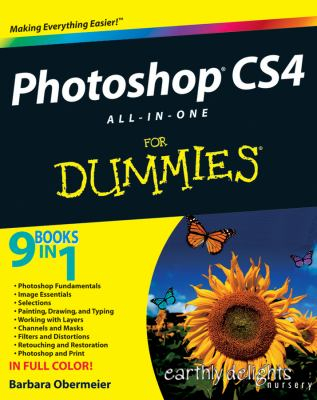 Image of Photoshop Cs4 All In One For Dummies