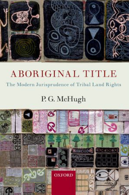 Image of Aboriginal Title : The Modern Jurisprudence Of Tribal Land Rights