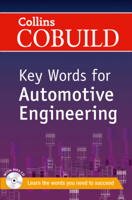 Image of Collins Cobuild Key Words For Automotive Engineering