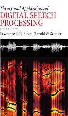 Image of Theory And Applications Of Digital Speech Processing