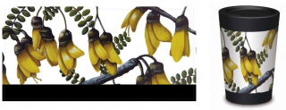 Image of Cuppacoffeecup Coffee Cup Kowhai By Angie Dennis