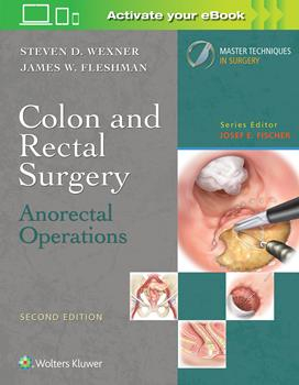 Image of Colon And Rectal Surgery : Anorectal Operations