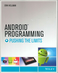 Image of Android Programming : Pushing The Limits