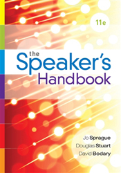 Image of The Speaker's Handbook