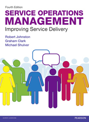 Image of Service Operations Management Improving Service Delivery