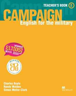 Image of Campaign 2 : English For The Military Teacher's Book