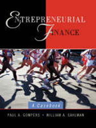 Image of Entrepreneurial Finance : A Casebook