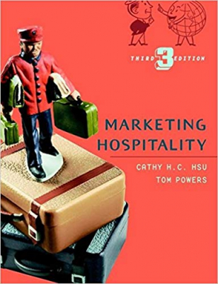 Image of Marketing Hospitality 3rd Edition