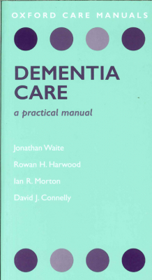 Image of Dementia Care A Practical Manual