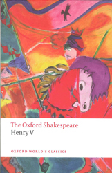 Image of Henry V : The Oxford Shakespeare
