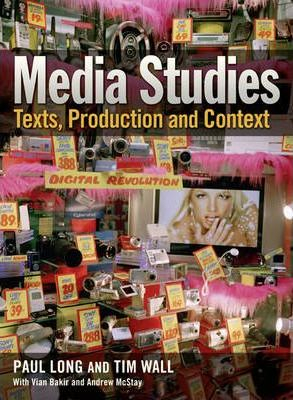 Image of Media Studies Texts Production And Context
