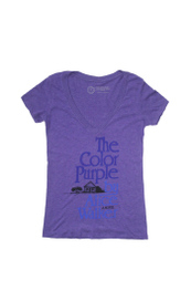 Image of The Color Purple : Women's Large T-shirt