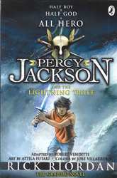 Image of Percy Jackson And The Lightning Thief : The Graphic Novel