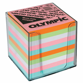 Image of Memo Cube Olympic Full Height Complete