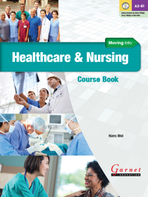 Image of Moving Into Healthcare And Nursing : Coursebook + Audio Dvd