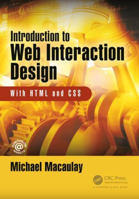 Image of Introduction To Web Interaction Design : With Html And Css