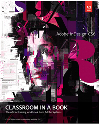 Image of Adobe Indesign Cs6 Classroom In A Book