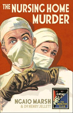 Image of The Nursing Home Murder : Chief Inspector Alleyn Book 3