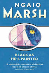 Image of Black As He's Painted : Chief Inspector Alleyn Book 31