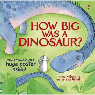 Image of How Big Was A Dinosaur