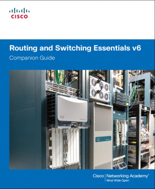 Image of Routing And Switching Essentials V6 : Companion Guide