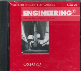 Image of Engineering 1 : Class Audio Cd : Oxford English For Careers