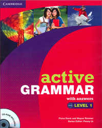Active Grammar : Level 1 : With Answers : With Cd-rom