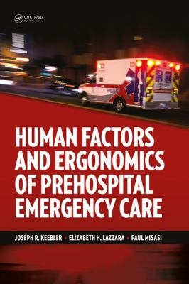 Image of Human Factors And Ergonomics Of Prehospital Emergency Care
