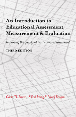 Image of Introduction To Educational Assessment Measurement And Evaluation : Improving The Quality Of Teacher-based Assessment