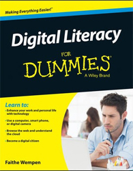 Image of Digital Literacy For Dummies