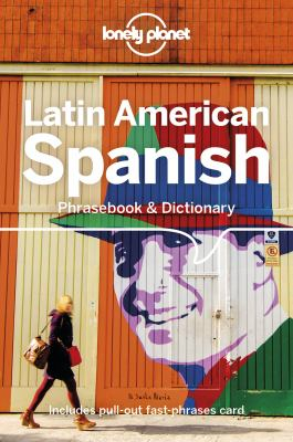 Image of Latin American Spanish Phrasebook And Dictionary
