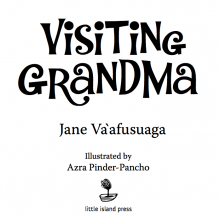 Image of Visiting Grandma