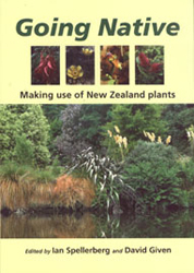Image of Going Native : Making Use Of New Zealand's Native Plants
