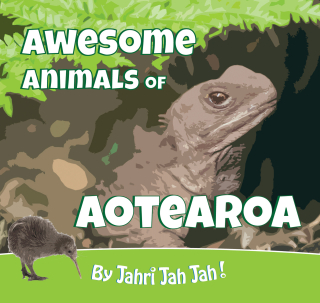 Awesome Animals Of Aotearoa