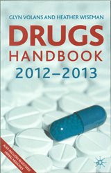 Image of Drugs Handbook : 2012-2013