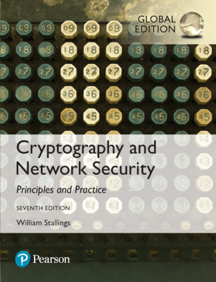 Image of Cryptography And Network Security : Principles And Practice
