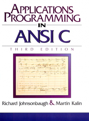 Image of Applications In Programming In Ansi C