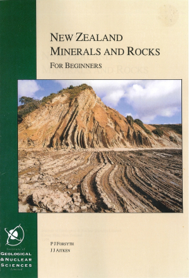 Image of New Zealand Minerals And Rocks For Beginners