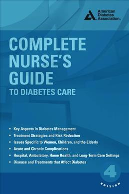 Image of Complete Nurse's Guide To Diabetes Care