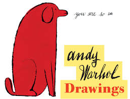 Image of Andy Warhol Drawings