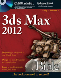 Image of 3d Studio Max 2012 Bible