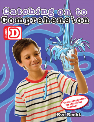 Image of Catching On To Comprehension : Book D