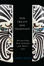 Image of New Treaty New Tradition : Reconciling New Zealand And Maorilaw