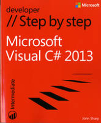 Image of Microsoft Visual C# 2013 Step By Step
