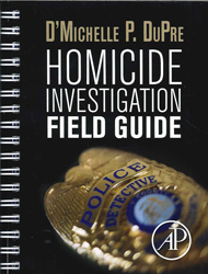 Image of Homicide Investigation Field Guide